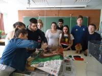 Dans le blog Maraîchage en ville, les terminales Bac Pro Horticulture au lycée Louis Pasteur de Marmilhat (Lempdes – 63) relatent leur expérience de plantation dans une ferme urbaine de Clermont-Ferrand Vallières.