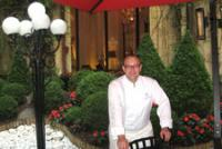 Franck Geuffroy, restaurant Alain Ducasse (Paris). Photo : Latoque.fr