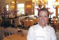 Claire Heitzler, restaurant Lasserre (image : Latoque.fr)