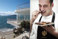 Lilian Bonnefoi, chef pâtissier au majestueux Hôtel du Cap-Eden Roc, à Antibes (Alpes-Maritimes). Photo : Latoque.fr