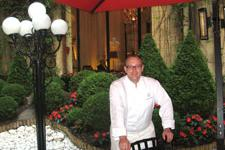 Franck Geuffroy, restaurant Alain Ducasse (Paris). Photo : Latoque.fr