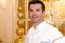 Sébastien Serveau, chef pâtissier, Hôtel Le Ritz (Photo : Latoque.fr)
