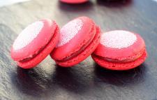 Macaron réalisé par Nathalie Pataut (Photo : Latoque.fr)