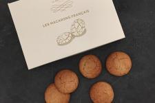 Macarons français de La Meringaie (Photo : Latoque.fr).