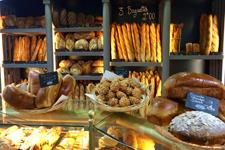 Merchandising en boulangerie (Photo : Latoque.fr).