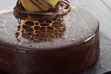 Glaçage entremets (Photo : Latoque.fr).