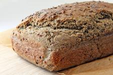 Pain sans gluten (Photo : latoque.fr).