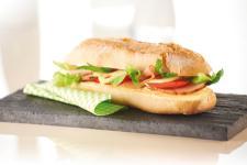 Sandwich avec Tartimalin de Président Professionnel (Photo : Latoque.fr).