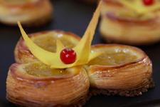 Viennoiserie pomme yuzu (Photo : Latoque.fr).