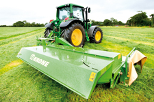 faucheuse conditionneuse, Krone Easy Cut 320 CV-Q